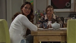 Elly Conway, Amy Williams in Neighbours Episode 7665