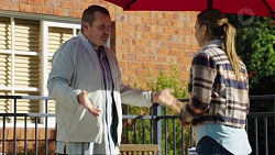 Toadie Rebecchi, Amy Williams in Neighbours Episode 7665