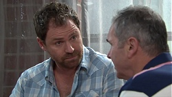 Shane Rebecchi, Karl Kennedy in Neighbours Episode 7665