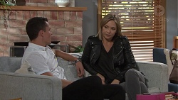 Jack Callaghan, Steph Scully in Neighbours Episode 7665