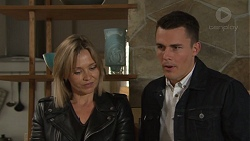 Steph Scully, Jack Callahan in Neighbours Episode 7665