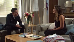 Jack Callaghan, Paige Novak in Neighbours Episode 7666