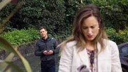 Mark Brennan, Sonya Mitchell in Neighbours Episode 7666