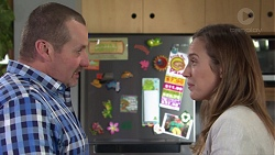 Toadie Rebecchi, Sonya Mitchell in Neighbours Episode 7666