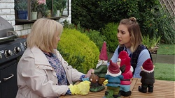 Sheila Canning, Piper Willis in Neighbours Episode 7668