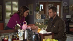 Elly Conway, Mark Brennan in Neighbours Episode 7668