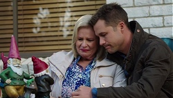 Sheila Canning, Mark Brennan in Neighbours Episode 7668