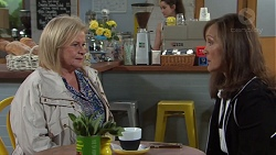 Sheila Canning, Fay Brennan in Neighbours Episode 7668