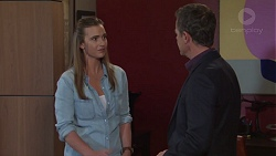 Amy Williams, Paul Robinson in Neighbours Episode 7668