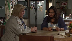 Sheila Canning, Dipi Rebecchi in Neighbours Episode 7669
