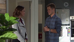 Elly Conway, Mark Brennan in Neighbours Episode 7669