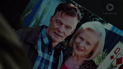Russell Brennan, Sheila Canning in Neighbours Episode 7669