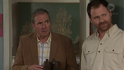 Karl Kennedy, Shane Rebecchi in Neighbours Episode 7670