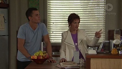Jack Callaghan, Susan Kennedy in Neighbours Episode 7670