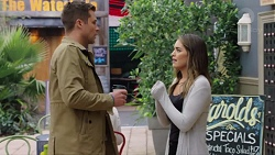 Mark Brennan, Paige Novak in Neighbours Episode 7670