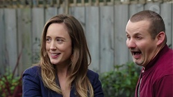 Sonya Mitchell, Toadie Rebecchi in Neighbours Episode 7670