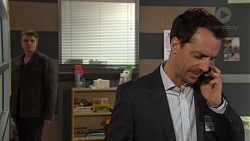 Gary Canning, Nick Petrides in Neighbours Episode 7670