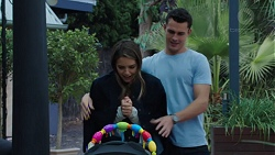 Paige Novak, Jack Callaghan in Neighbours Episode 7671