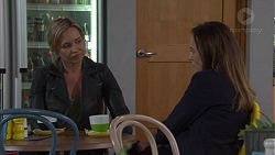 Steph Scully, Sonya Mitchell in Neighbours Episode 7671