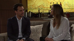 Nick Petrides, Amy Williams in Neighbours Episode 7671