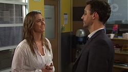 Amy Williams, Nick Petrides in Neighbours Episode 7672