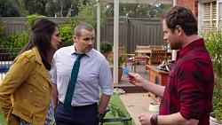 Dipi Rebecchi, Toadie Rebecchi, Shane Rebecchi in Neighbours Episode 7673
