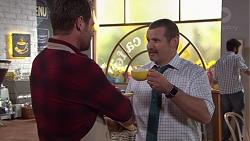 Shane Rebecchi, Toadie Rebecchi in Neighbours Episode 7673