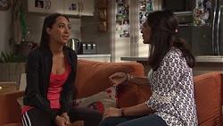 Mishti Sharma, Dipi Rebecchi in Neighbours Episode 7674