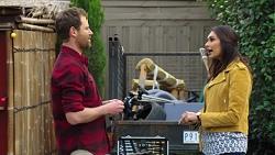 Shane Rebecchi, Dipi Rebecchi in Neighbours Episode 7674