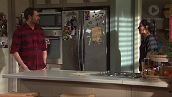 Shane Rebecchi, Mishti Sharma in Neighbours Episode 7674