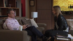 Paul Robinson, Steph Scully in Neighbours Episode 7675