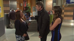 Terese Willis, Gary Canning, Paige Smith in Neighbours Episode 7675