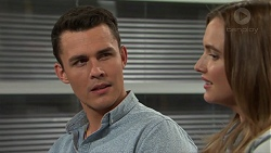 Jack Callaghan, Amy Williams in Neighbours Episode 7675