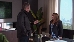 Gary Canning, Terese Willis in Neighbours Episode 7675