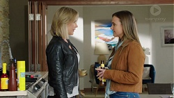 Steph Scully, Amy Williams in Neighbours Episode 7677