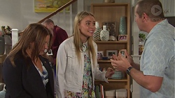 Terese Willis, Xanthe Canning, Toadie Rebecchi in Neighbours Episode 7677