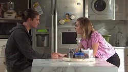 Tyler Brennan, Piper Willis in Neighbours Episode 7678