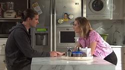 Tyler Brennan, Piper Willis in Neighbours Episode 7678