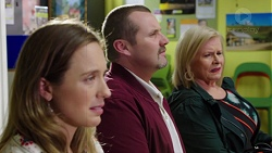 Sonya Mitchell, Toadie Rebecchi, Sheila Canning in Neighbours Episode 7678