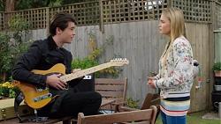 Ben Kirk, Xanthe Canning in Neighbours Episode 7678
