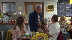 Sonya Mitchell, Karl Kennedy, Toadie Rebecchi in Neighbours Episode 7678
