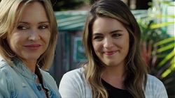 Steph Scully, Paige Novak in Neighbours Episode 7679