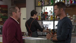Toadie Rebecchi, Mark Brennan in Neighbours Episode 7679