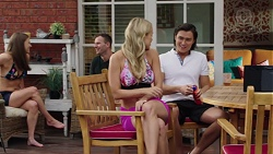 Courtney Grixti, Leo Tanaka in Neighbours Episode 7679