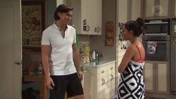 Leo Tanaka, Mishti Sharma in Neighbours Episode 7679