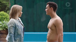Steph Scully, Jack Callahan in Neighbours Episode 7680
