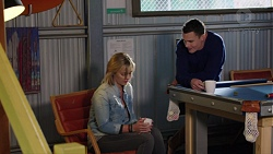 Steph Scully, Jack Callaghan in Neighbours Episode 7680