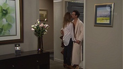 Amy Williams, Nick Petrides in Neighbours Episode 7680