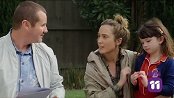 Toadie Rebecchi, Sonya Mitchell, Nell Rebecchi in Neighbours Episode 7681