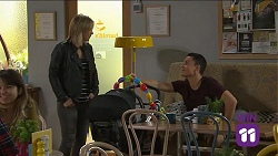 Steph Scully, Jack Callaghan in Neighbours Episode 7681